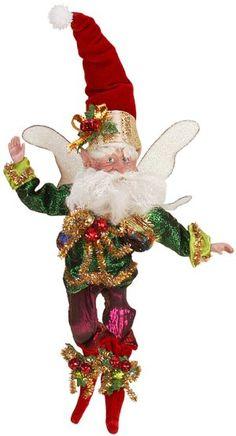mark roberts fairies mark roberts fairies 51 27964 tinsel time fairy sm - Mark Roberts Christmas