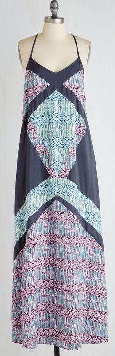 5db04c97e74 print maxi dress Mod Dress