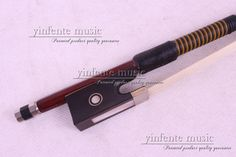 74.00$  Buy here - http://aliut5.worldwells.pw/go.php?t=1529652763 - 6 pcs 4/4 Violin Bow Ebony Frog Parisian Eyes Brazil wood 87# Round STICK 74.00$