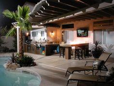 Outdoor Kitchen Design Ideas: Pictures, Tips & Expert Advice | Outdoor Design - Landscaping Ideas, Porches, Decks, & Patios | HGTV