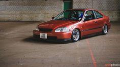 Honda Civic (5th/6th Gen)