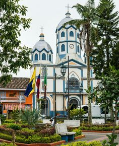 Finlandia Quindío Tourist Places, South America, The Good Place, Mansions, Country, House Styles, Amazing Places, Destinations, Travel