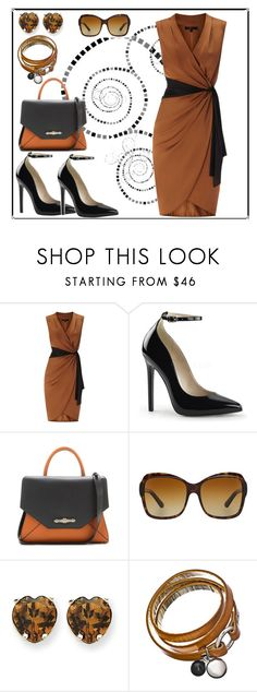 """""""Untitled #433"""" by gallant81 ❤ liked on Polyvore featuring Coast, Givenchy, Bulgari, Kevin Jewelers and Elliott Chandler"""