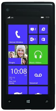 HTC's Windows Phone 8X is easy to love with its bright, #popping colors, sleek, curved #angles, and snappy new operating system. It's everything a smartphone shou...
