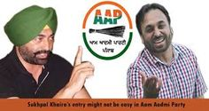 Portraying as a perfectionist in politics, Chhotepur not only condemned the National Convener of AAP, Arvind Kejriwal on television and press.