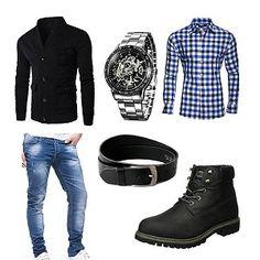 www.outfitsoftheinternet.com Viele Outfits jeder Jahreszeit für trendbewusste Männer. Das Outfit und viele mehr kannst du hier nachshoppen: http://outfitsoftheinternet.com/index.php/w24/
