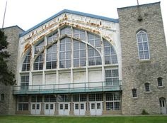 Boblo Island Amusement Park, Bois Blanc Island, Ontario 1898 - 1993 - Dance hall