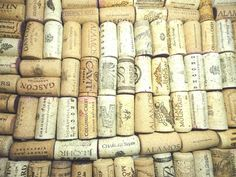 500 Used Wine Corks - Natural Corks No Synthetics - No Champagnes For Hand Craft