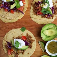 Meatless Tacos made out of walnuts??? I love this recipe!#MeatlessMonday…