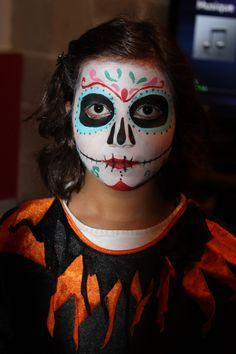 mexicain makeup