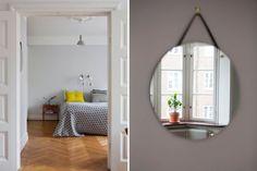 Nos gustan las viviendas con decoración sencilla