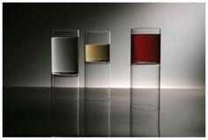 Schlichte, einfache Glasserie von Felicia Ferrone, auch wenn man sich über die Handhabbarkeit sicherlich noch Gedanken machen muss. Auf jed...