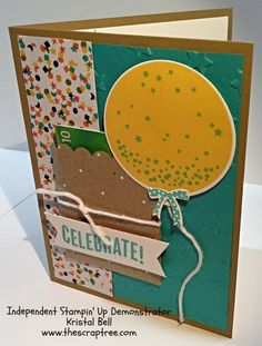 Gift Card Holder Birthday Card with a Decorative Bag