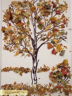 55 Best Ideas For Leaf Art Projects For Kids Autumn Fall Arts And Crafts, Autumn Crafts, Fall Crafts For Kids, Autumn Art, Nature Crafts, Diy For Kids, Autumn Ideas, Leaf Crafts, Tree Crafts
