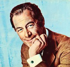 """Rex Harrison en """"My"""