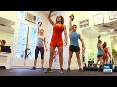 Lorna Fit | Lorna Kleidman Kettlebell Exercises and Training with Kettlebells