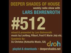 Deep House is our thing! This channel features anything related to the weekly Deep House radio show Deeper Shades of House, Deep House record label Deeper Sh...