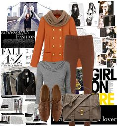 """College Chic"" by chelsea-landolf on Polyvore"