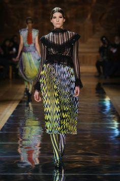 Oscar Carvallo   Spring 2014 Couture Collection.