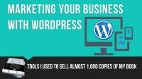 Get Proven Results Marketing Your Business With WordPress  WordPress Plugins and WordPress Marketing tools I used to sell over 1,000 copies of my best selling self-published book. Learn how to sell more products, books, online courses and promote your business with affordable WordPress.  5-Star Review - Worth the money  A course that is ideal for people wanting to market their product or service but particularly book authors. Clear and well structure course.