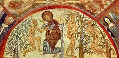 romaanse schilderkunst - Google zoeken Fresco, Romanesque, Google, Painting, Art, Art Background, Fresh, Painting Art, Kunst