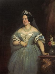 Etelka Szapáry wife of Károly Andrássy mother of Gyula Andrássy prime minister of Hungary Hungarian Women, 1800s Clothing, Female Clothing, Royal Monarchy, Plus Size Costume, European Dress, Court Dresses, Hoop Skirt, Plus Size Vintage