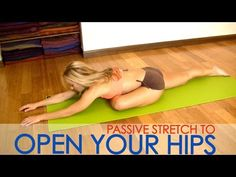 Loosen Up And Relax Tight Hips with these 10 Hip Flexor Stretches (Helps Relieve Lower Back Pain! Hip Flexor Exercises, Hip Stretches, Back Exercises, Stretching, Best Lower Back Stretches, How To Widen Hips, Widen Hips Exercise, Stretches For Runners, 30 Day Yoga