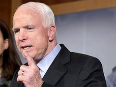 The National Memo » John McCain Explains Why The GOP Is Against 'Every Single Person' Obama Nominates...If McCain and the Republicans wanted to choose the president's cabinet, then they shouldn't have lost the past two presidential elections.