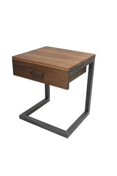 Use this beautiful C Table anywhere in your house! It makes a gorgeous nightstand for your bedroom or end table in your living room. It is