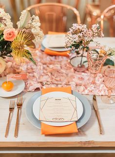This cocktail party is one part fab bohemian dinner, one part retro disco dance. Together, it's a 70s bohemian disco party that we, & all you flower children, will love!