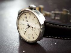 Xetum men's watch: Tyndall off-white dial