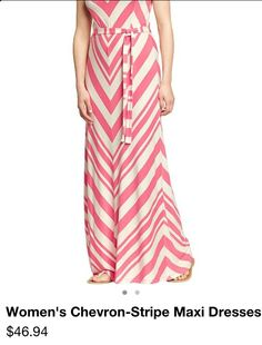 Love the chevron stripes! Available at Old Navy