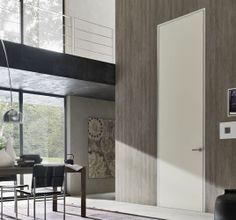 Dodia - Produzione porte per interni, porte in legno Taeda dalle pregiate lavorazioni