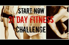 30 Day Abs Challenge -- 1 Minute Video Tutorial - Eat. Drink & be Skinny! | Eat. Drink & be Skinny!