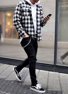 156 elegant casual men outfits ideas with jeans for any season – page 1 Best Casual Outfits, Stylish Mens Outfits, Dope Outfits, Grunge Outfits, Mens Fall Outfits, Flannel Outfits Summer, Hipster Outfits Men, Men Hipster, Men's Outfits