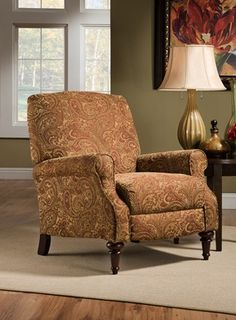Providence Hi Leg Recliner By Southern Motion At Crowley Furniture In Kansas City