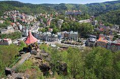 Meyer's Gloriette, Karlovy Vary, Czech Republic