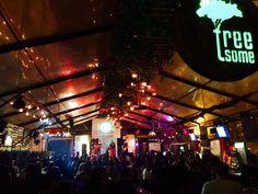 Concert au Treesome. Bénarès Music Band (@BenaresBand) | Twitter