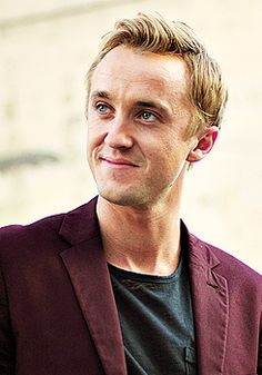 Tom Felton... I am sorry about my contest pinning of pictures of him....except I won't, because I love him ;)