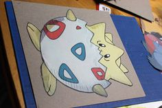 Craft, Interrupted: Pokemon Party: Table Decorations (with Printables!)
