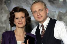 Karolina Gruszka i Piotr Adamczyk