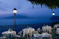 Grand Hotel Royal - Sorrento, Italy.  Wonderful memories