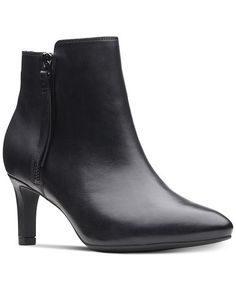 ba260592f4cc Clarks Women s Calla Blossom Booties Shoes - Boots - Macy s