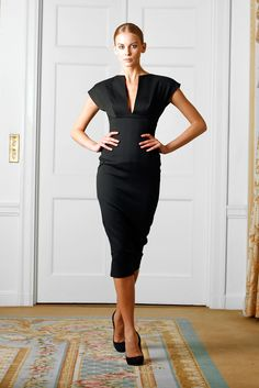 Victoria Beckham Spring 2009 Ready-to-Wear Collection Slideshow on Style.com