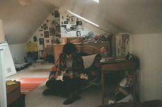 pinterest: prettyyboyy Emo Room, Punk Room, Dream Rooms, Dream Bedroom, Room Ideas Bedroom, Bedroom Decor, Grunge Bedroom, Cute Room Decor, Aesthetic Room Decor