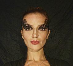 my lacework glam makeup  by Semra Altinel Caggiari