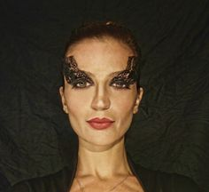 my lacework glam makeup  by Semra Altinel Caggiari