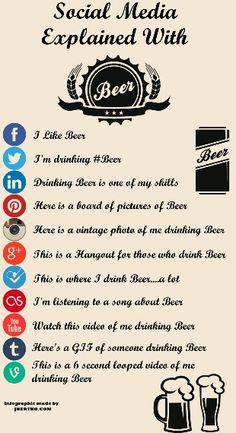 Birra e social