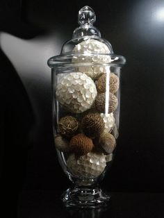 Apothecary Jars & Glass Bell Jars   Save 20-