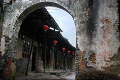 Daxu Ancient town near Guillin China